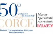 50° CORCE Fausto De Franceshi