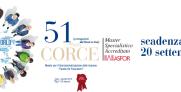 51° CORCE - PUBBLICAZIONE BANDO
