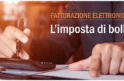 FATTURE ELETTRONICHE L'ASSOLVIMENTO DELL'IMPOSTA DI BOLLO.